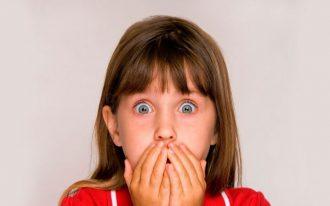 Испуг - причины, лечение испуга у детей.