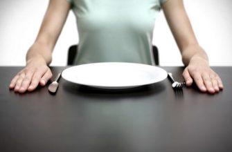 Виды голодания