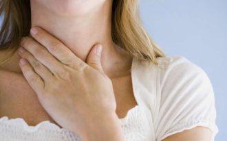 Ларингит - виды, причины, симптомы, лечение ларингита.