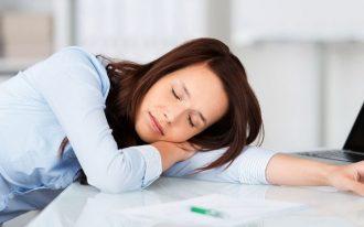 Как избавиться от сонливости - 10 простых советов.
