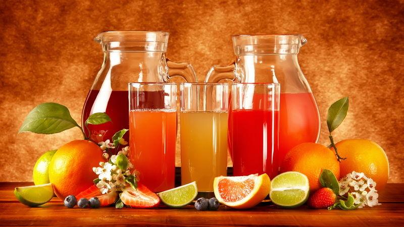 Польза соков - какие пить соки при различных заболеваниях.