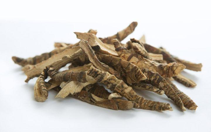 Сушеный корень аира болотного
