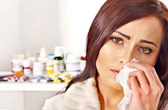 Лечение простуды без лекарств - рецепты народной медицины