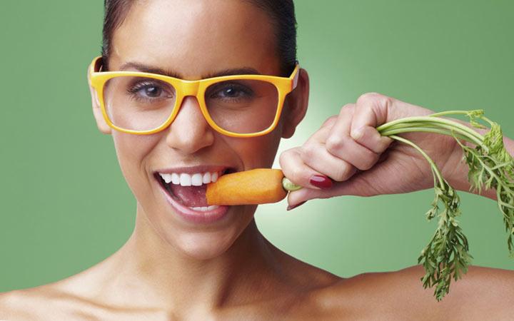 Продукты улучшающие зрение у детей и взрослых: топ 7