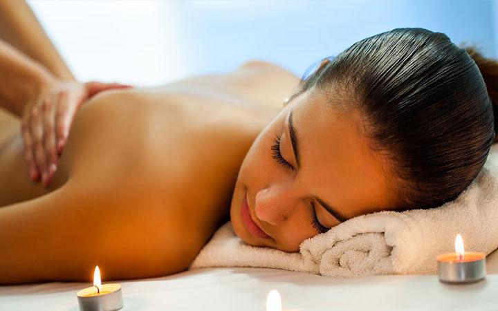 Ароматический массаж: польза для всего тела