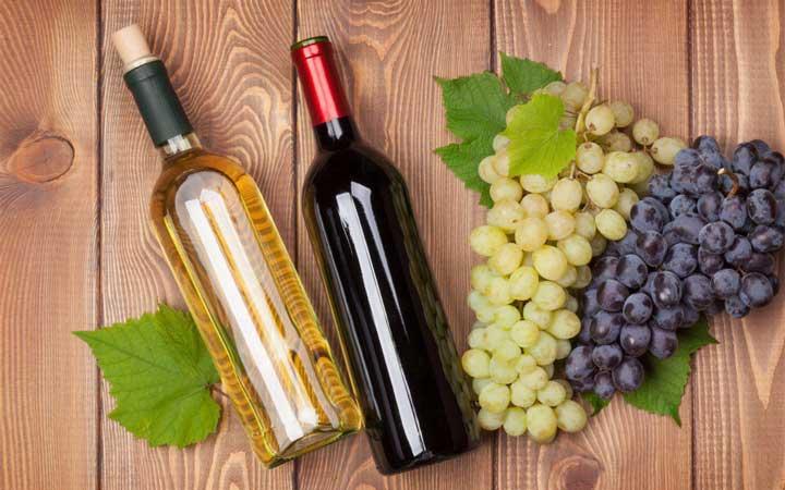Лечение вином — энотерапия