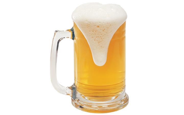 Пиво при секущихся кончиках волос