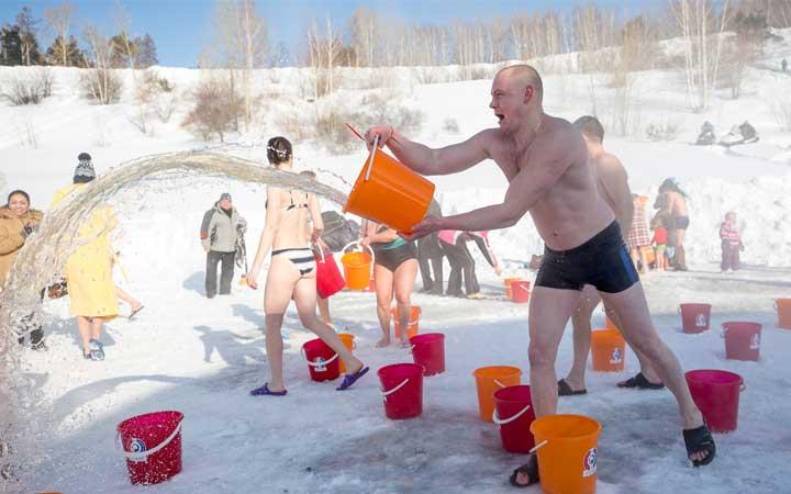 Польза обливаний холодной водой