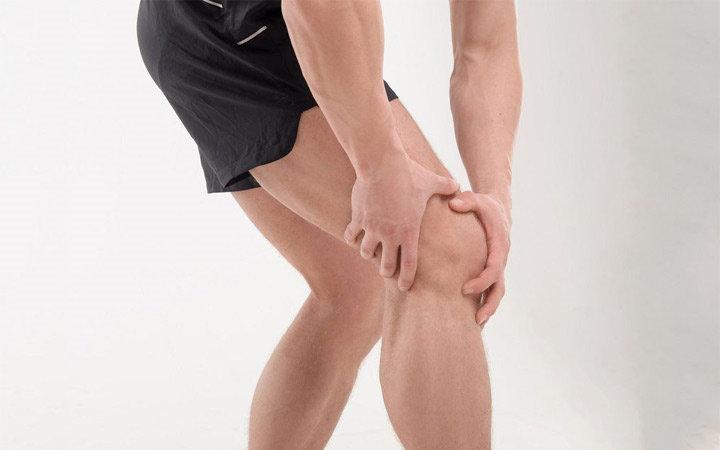 Растяжение связок колена: лечение, симптомы, реабилитация