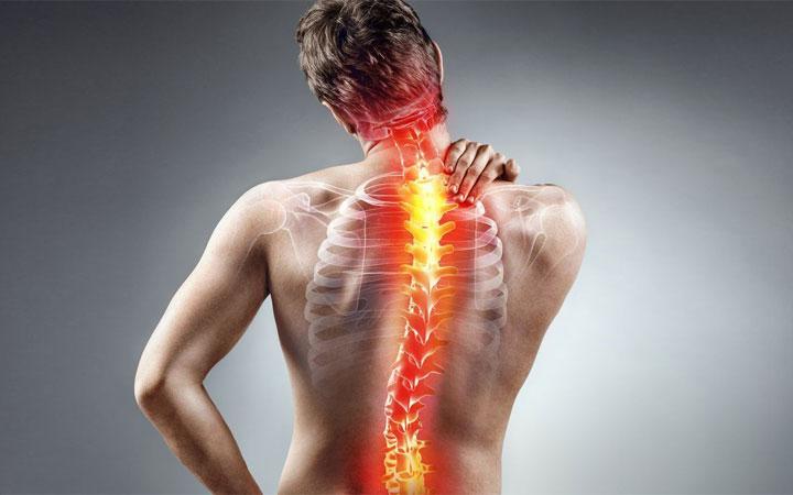Боль в спине при сколиозе