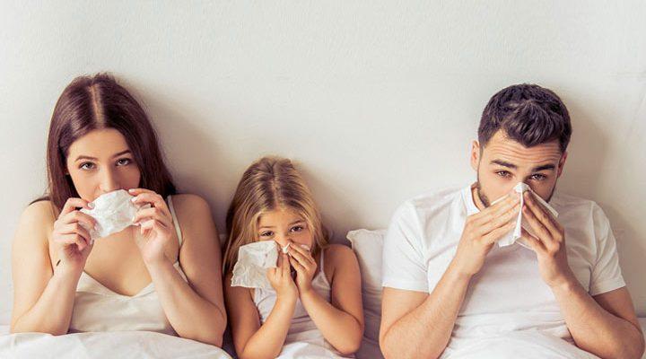 Ринит: лечение, симптомы, виды ринита, народный средства лечения