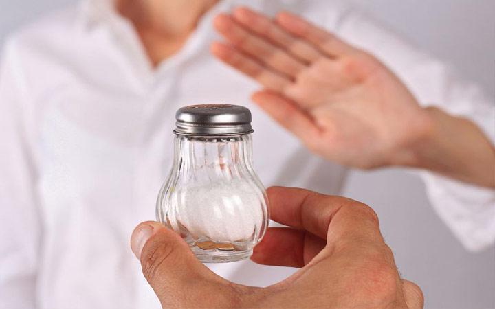 Соль при гипертонии