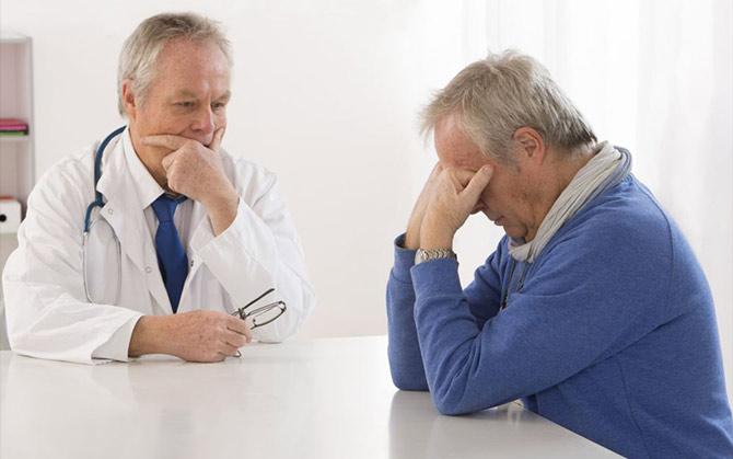 Диагностирование деменции