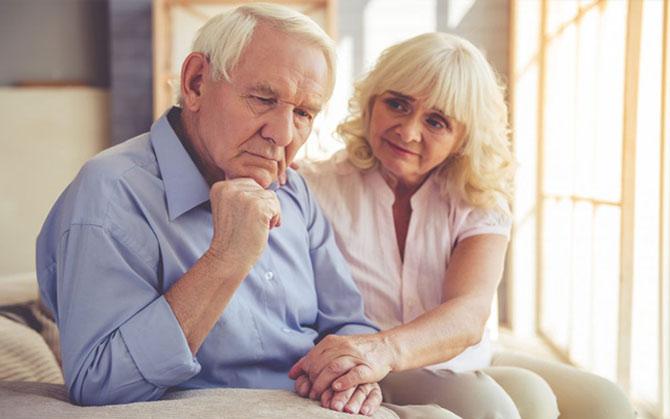 Описание старческой деменции