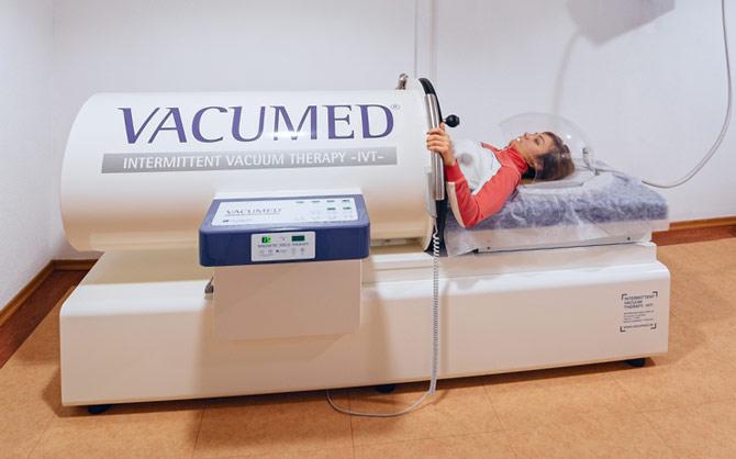 Вакуумный аппарат Вакумед