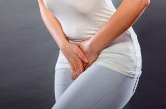 Почему болит живот при месячных - симптомы и лечение