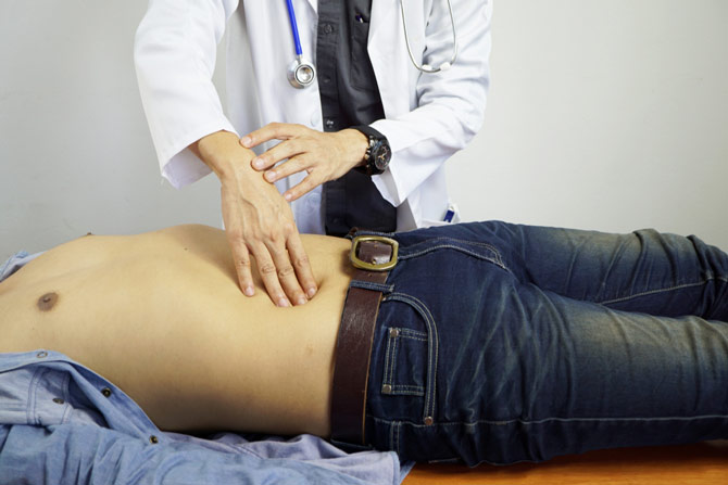 Диагностика аппендицита у взрослых