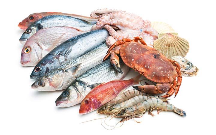Морепродукты для зрения